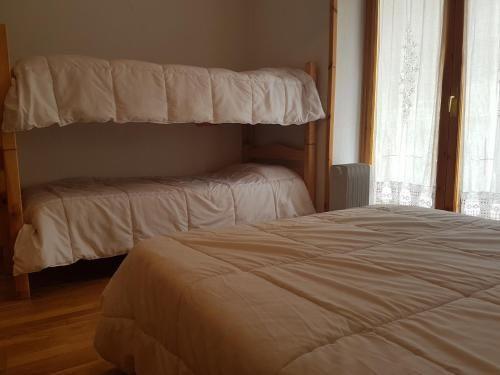 Apartment mit 1 Zimmer und Balkon