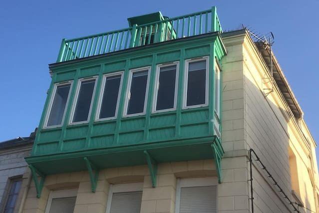 Appartement à 1 chambre à Le tréport