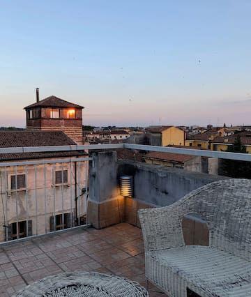 Apartamento con wi-fi en Verona