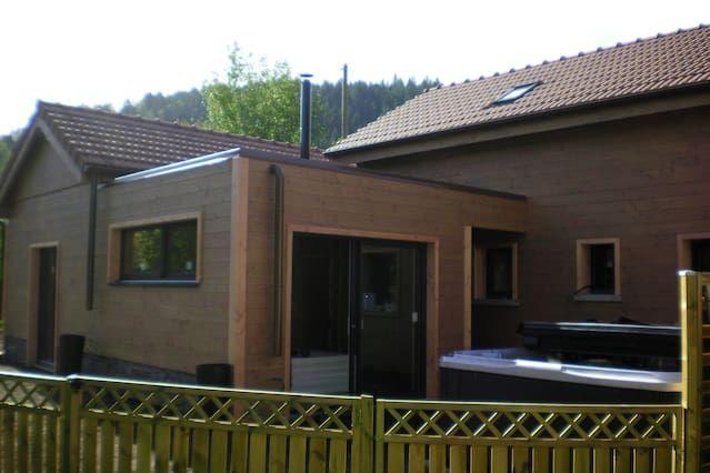 Residencia de 120 m² de 4 habitaciones