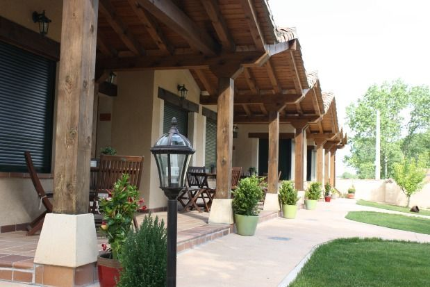 Vivienda con balcón en Sebúlcor