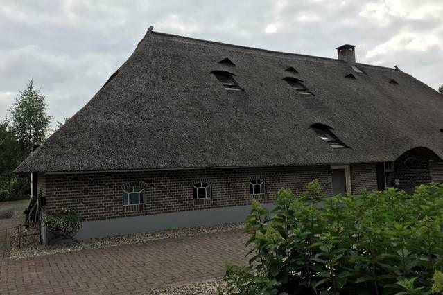 Chalet mit Wi-Fi in Nieuwleusen