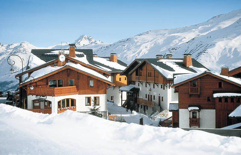 Alojamiento de 6 habitaciones en Les menuires
