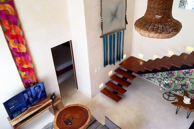 Alojamiento en Tulum para 4 personas