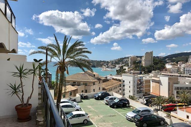 Práctico alojamiento en Palma