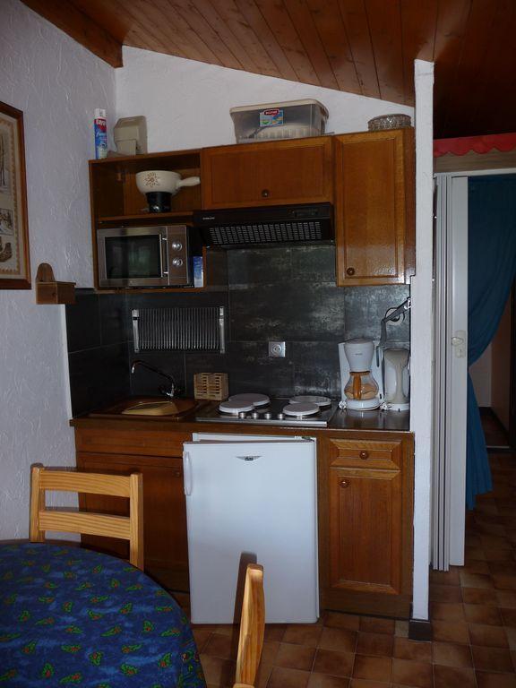 Vivienda para 3 personas de 1 habitación