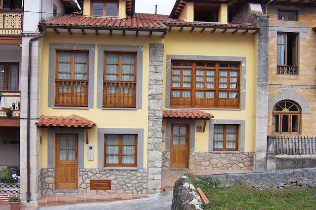 Casa para 8 en Porrúa, Llanes