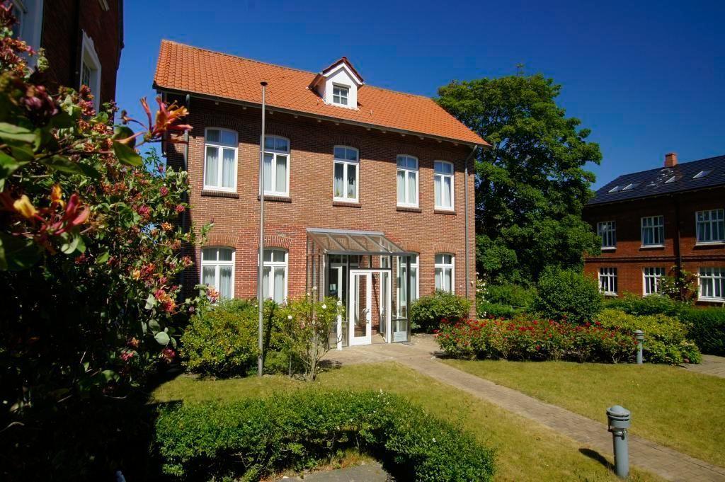 Unterkunft auf 30 m² in Borkum