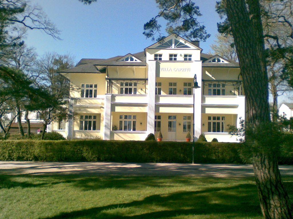 Hébergement à Heringsdorf de 1 chambre