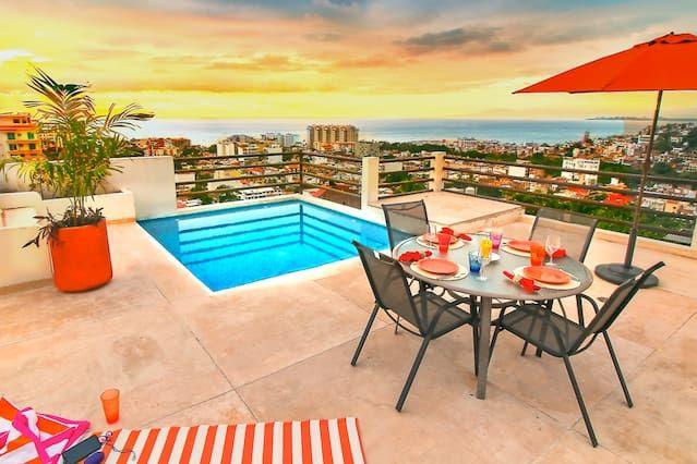Apartamento de 204 m² para 6 personas