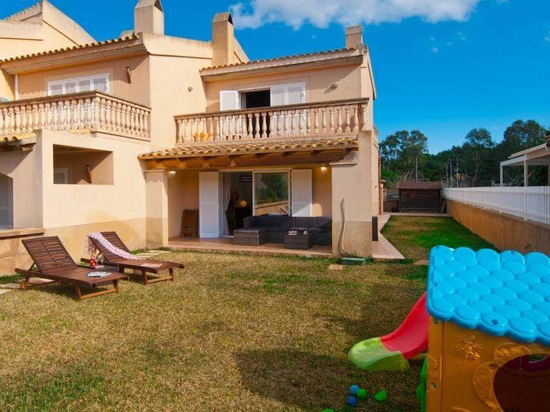 Vivienda en Alcudia para 7 huéspedes
