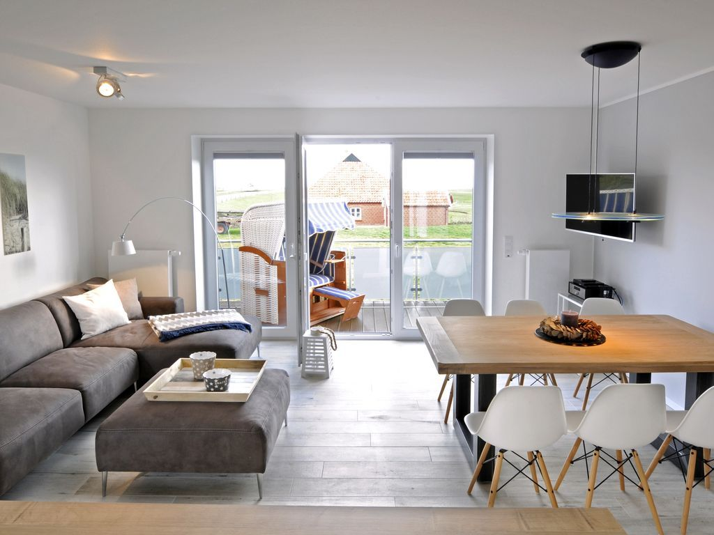 Apartment für 6 Gäste mit 3 Zimmern