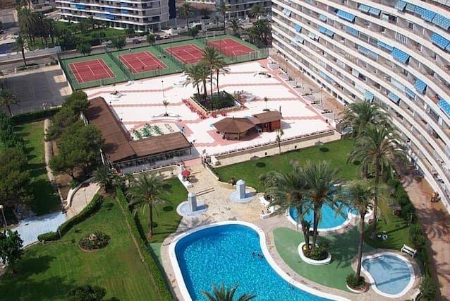Apartamento en primera línea de playa de Cullera - Ref. 69389