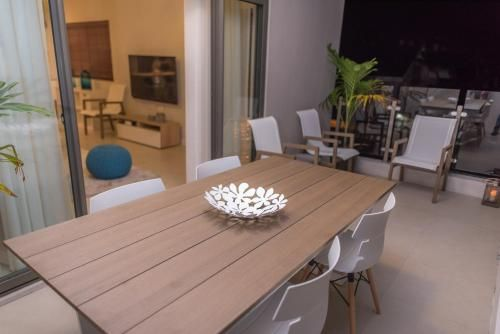 Apartment in Grand baie with 1 room