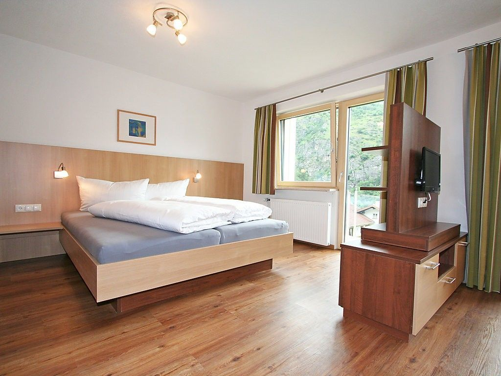 Panoramic flat with 1 room