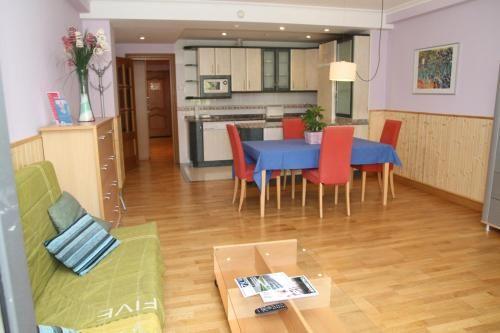 Apartamento encantador de 6 habitaciones