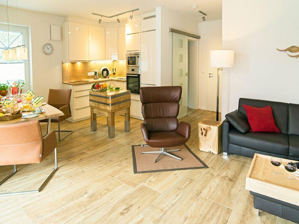 Ferienwohnung auf 64 m² in Greetsiel