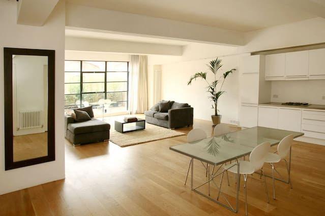 Apartamento de 2 dormitorios en Londres