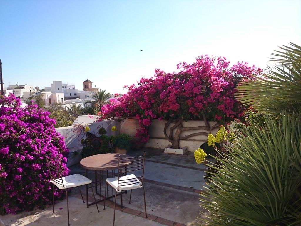 Residencia para 6 huéspedes en Nijar