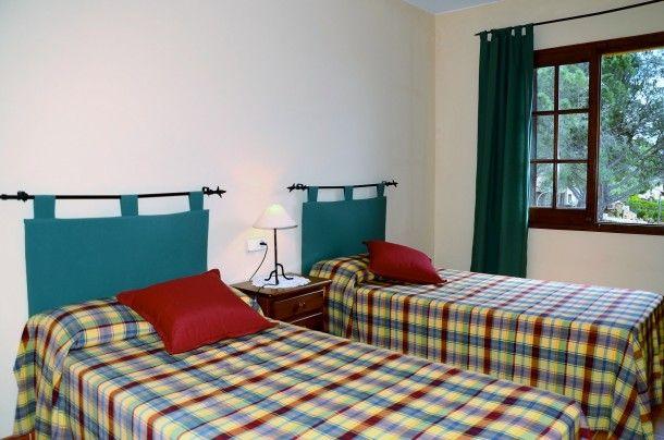 Residencia en L'estartit de 3 habitaciones