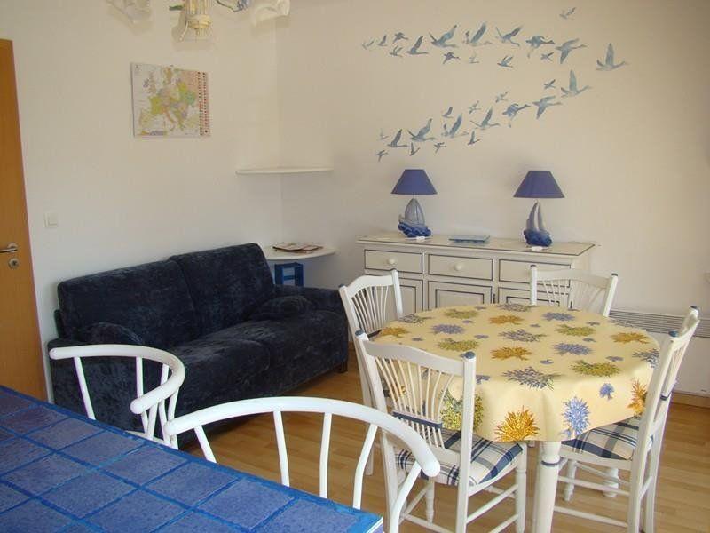 Unterkunft in Cucq mit 2 Zimmern