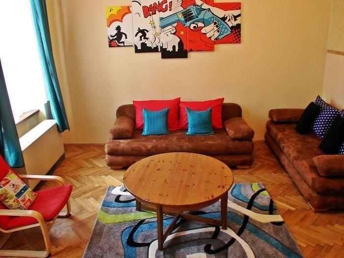 Apartamento en Cracovia para 12
