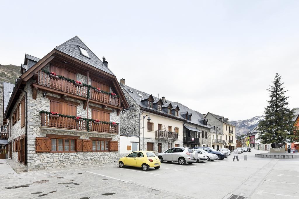Chalet mit inklusive Parkplatz und 3 Zimmern