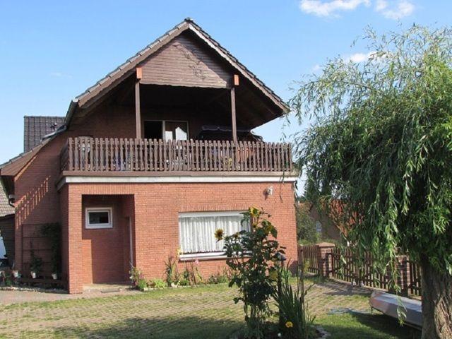 Ferienwohnung mit Boot + Radlerzimmer (Zimmermann) - Ferienwohnung mit Boot