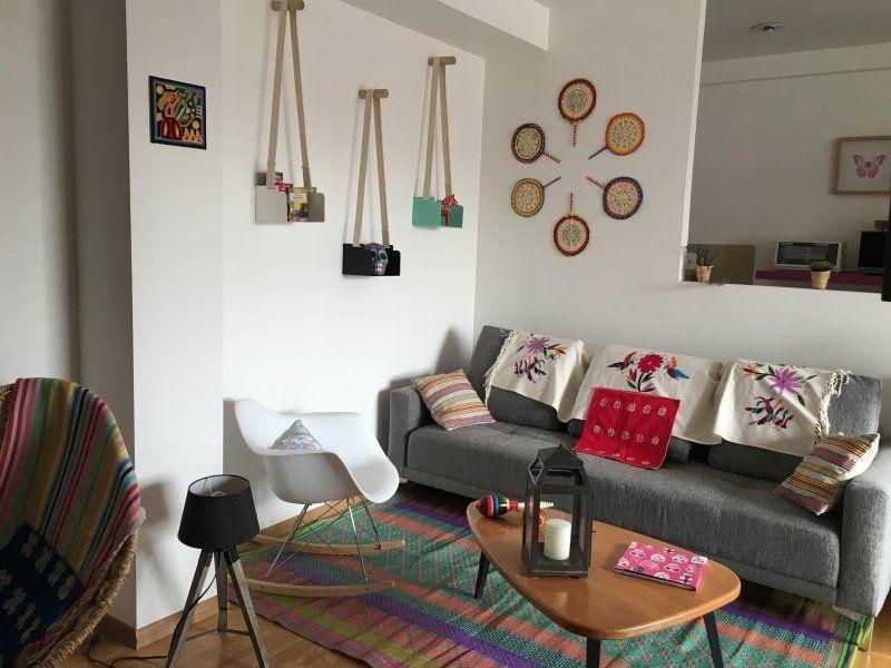 Provisto apartamento en Mexico city