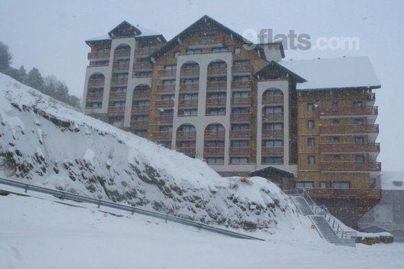 Residencia provista de 2 habitaciones