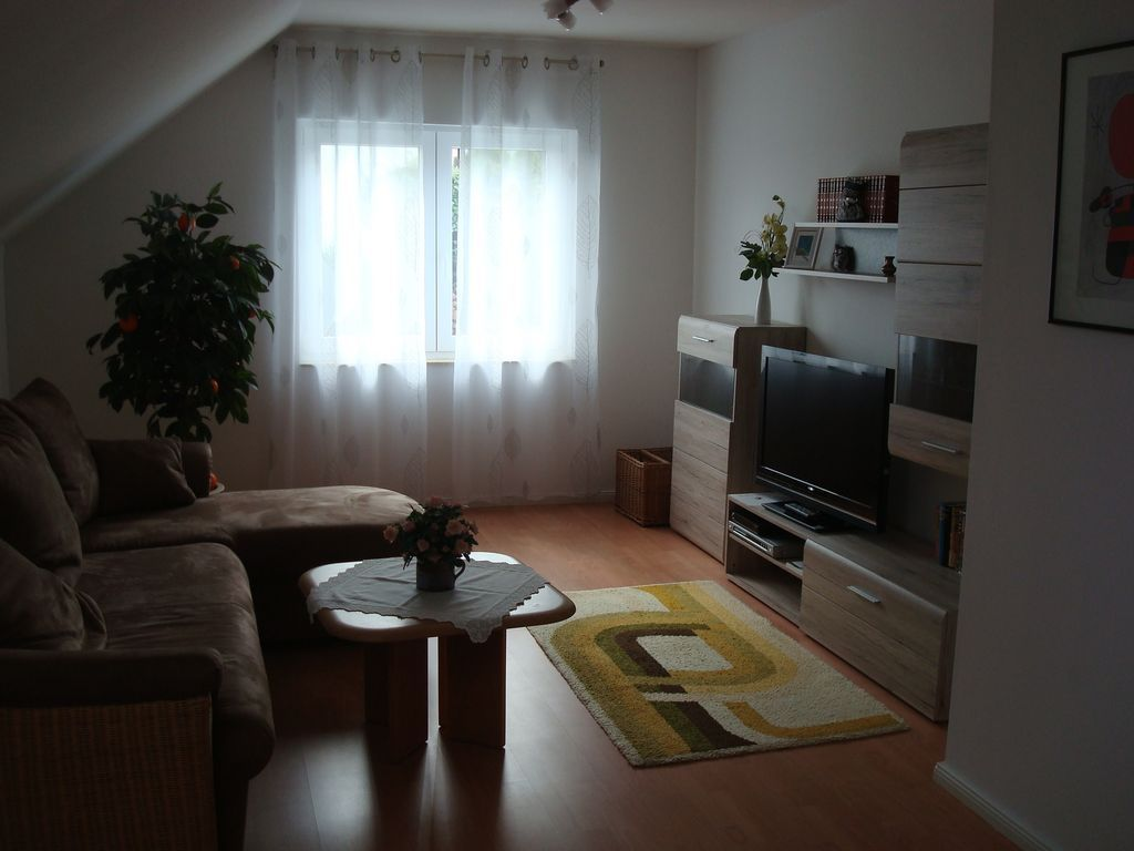 65 m² apartment for 2 guests