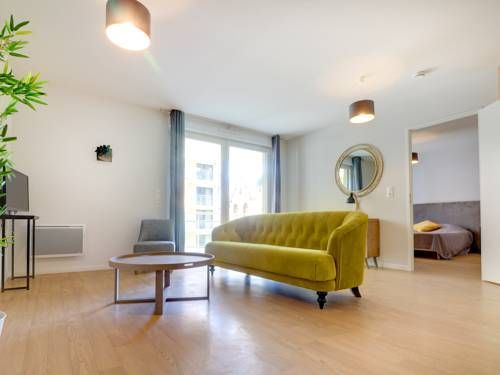 Appartement avec parking à Mulhouse