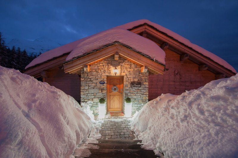 La Marquise - Luxury Ski Catered - Sleeps up to 16