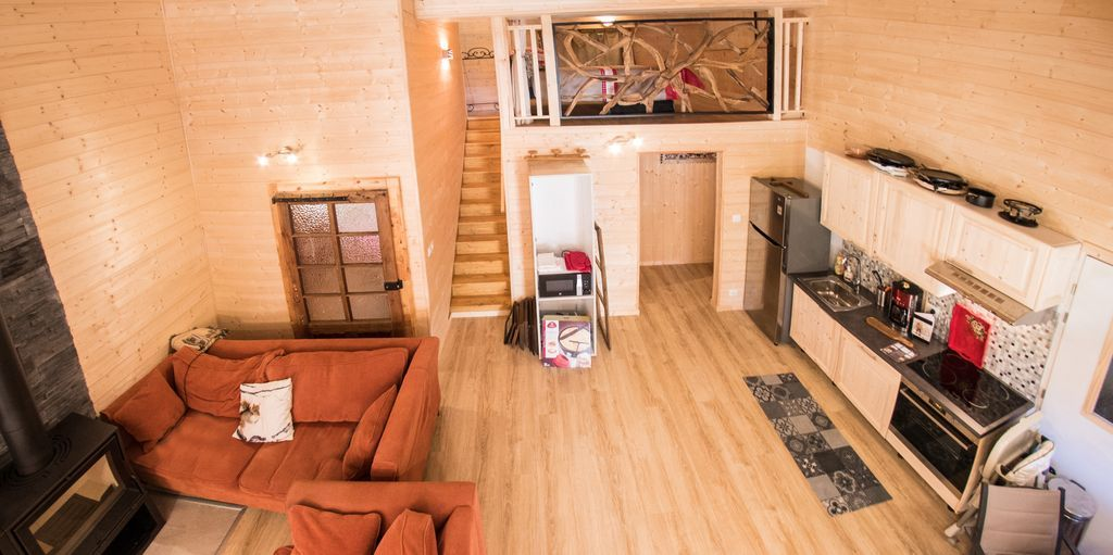 Alojamiento de 100 m²