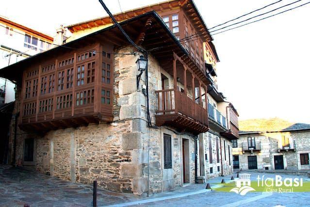 Casa provista en Puebla de sanabria