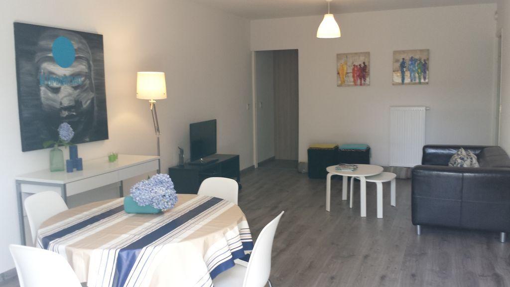 Alojamiento interesante de 2 habitaciones