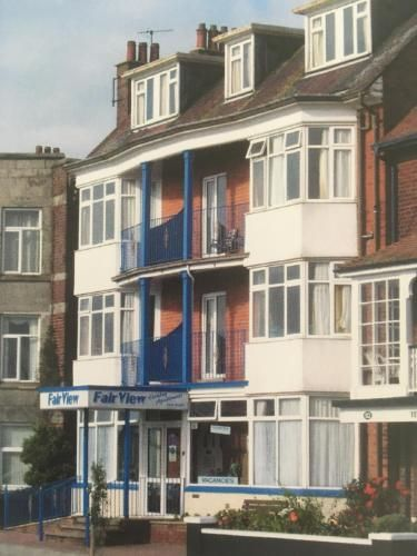 Property in Skegness with parking included