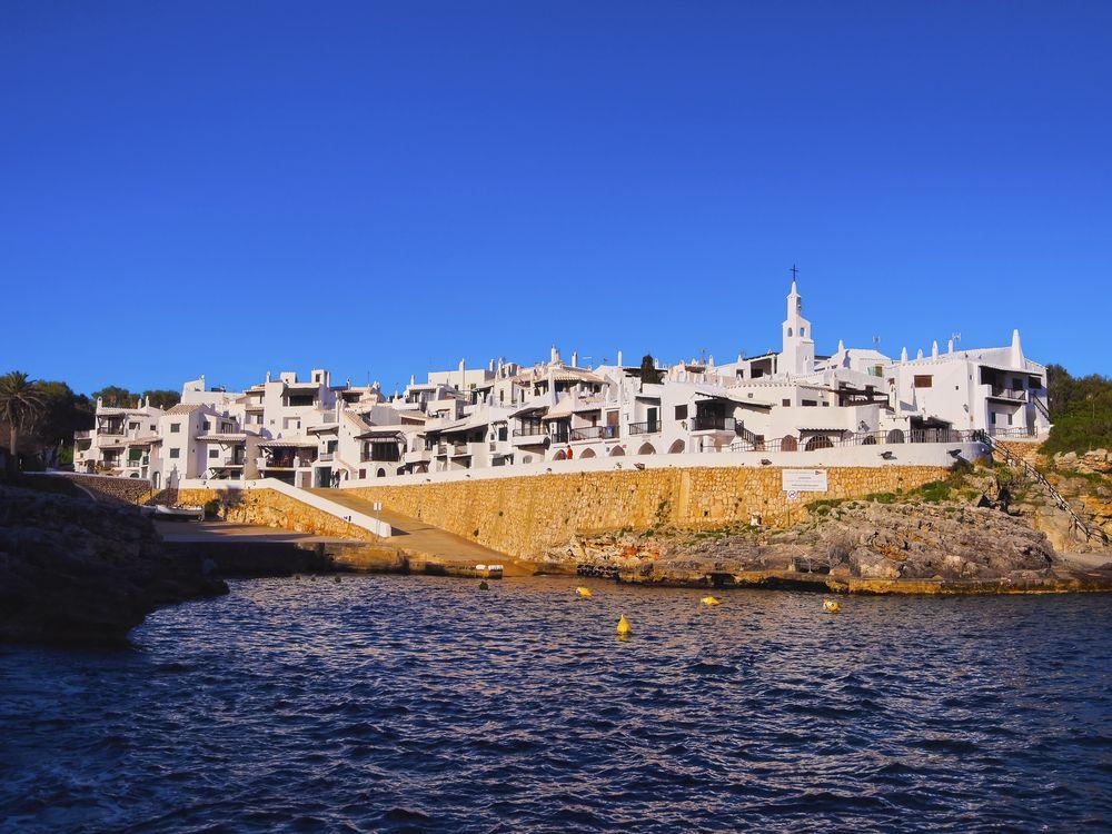 Ciutadella à Minorque