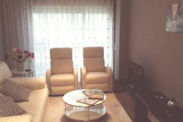 Appartement à Pontevedra avec wi-fi