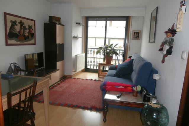 Habitación en moderno apartamento