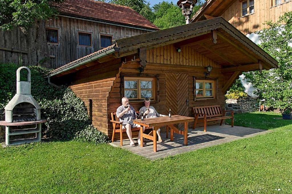 Panorama Ferienunterkunft in Spiegelau