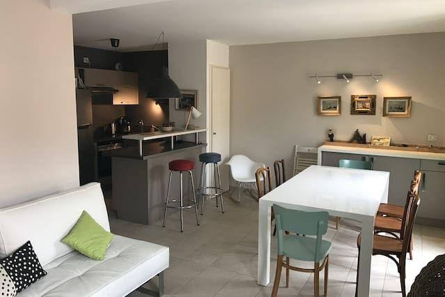 Appartement avec wi-fi de 105 m²