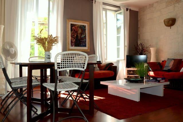 Apartamento de 75 m² para 4 huéspedes