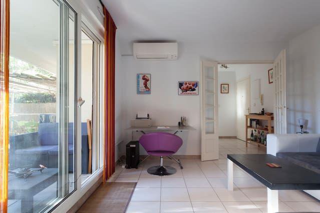Atractivo piso con wi-fi