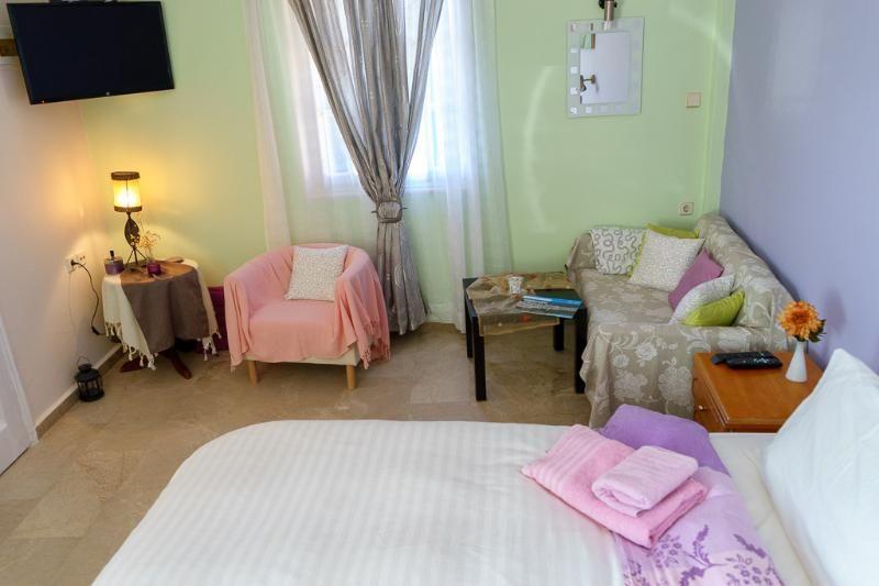 Extra luxury corner honeymoon