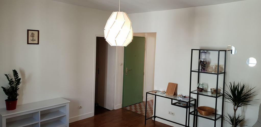 Appartement pour 6 PAX avec jardin