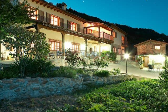 El alojamiento Casa Rural EL REGAJO está situado en El Torno, provincia de Cáceres.