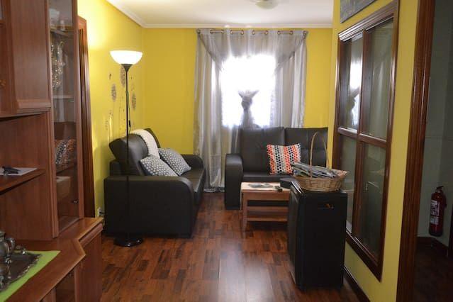 Apartamento equipado en Avilés