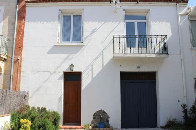 Alojamiento de 2 habitaciones en Canet-en-roussillon