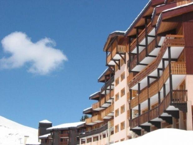 Alojamiento de 23 m² para 4 personas